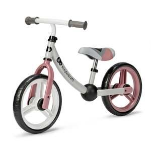Kinderkraft 2WAY NEXT-Laufrad pink
