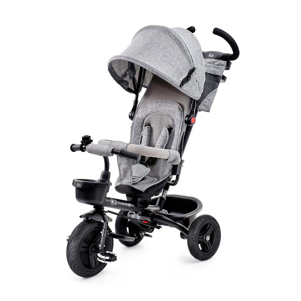 Bild 1 von Kinderkraft AVEO-Dreirad grey