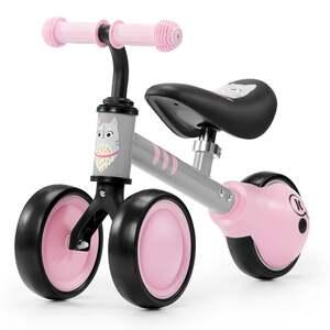 Kinderkraft CUTIE-Dreirad pink