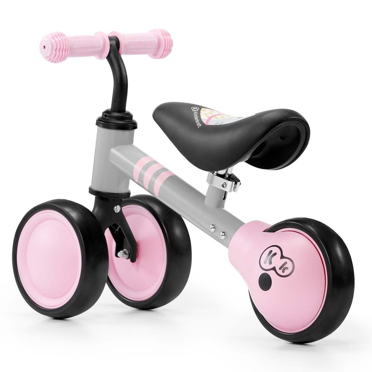 Bild 4 von Kinderkraft CUTIE-Dreirad pink