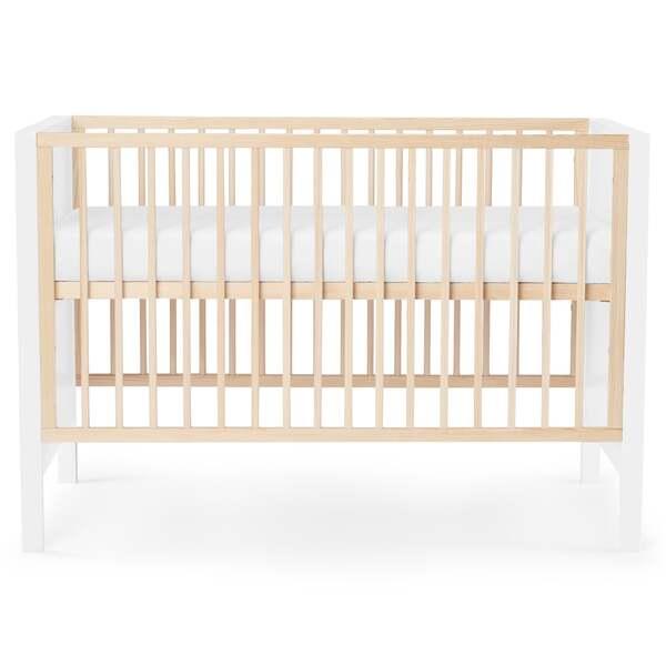 Kinderkraft MIA-Holzbett mit Matratze