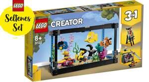 LEGO Creator 3-in-1-Bauset Aquarium 31122
