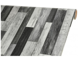 Vinylboden Plaza, Eiche Multi grau, ca. 300 cm
