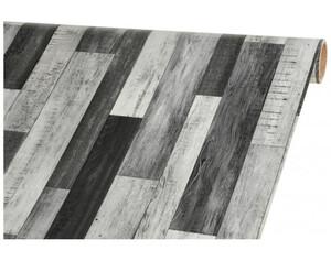 Vinylboden Plaza, Eiche Multi grau, ca. 400 cm