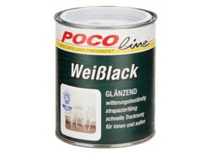 Weißlack 2in1 glänzend 750 ml