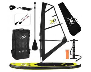 XQ Max Stand-Up Paddle-Board mit Segel
