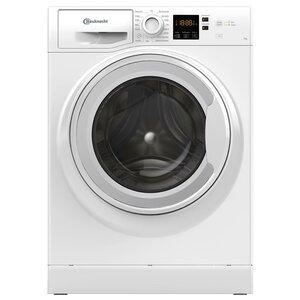 BAUKNECHT Waschmaschine EZ 7W4 - weiß - E