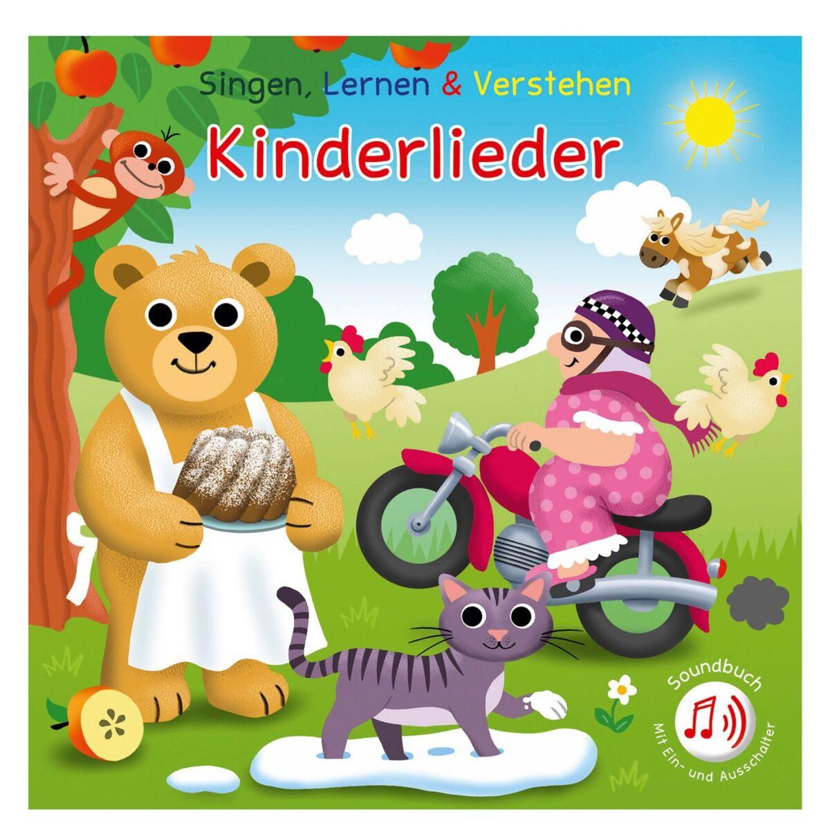Bild 1 von Kleinkinder-Soundbuch