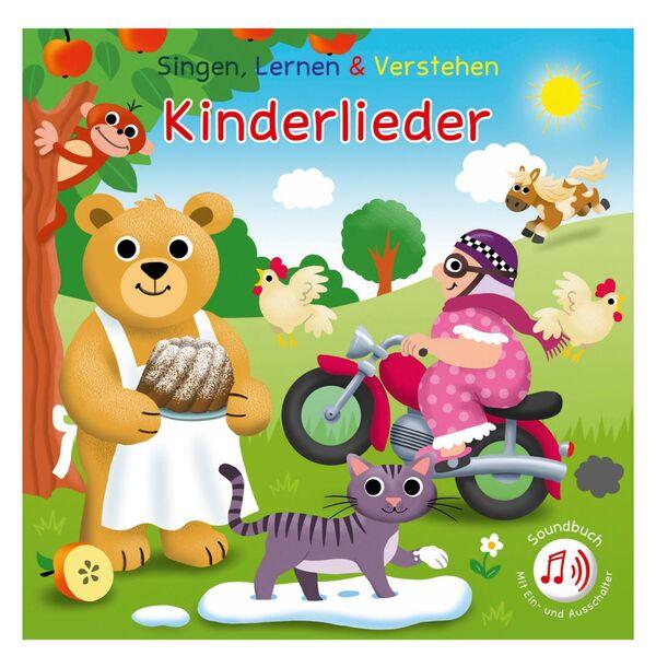 Kleinkinder-Soundbuch