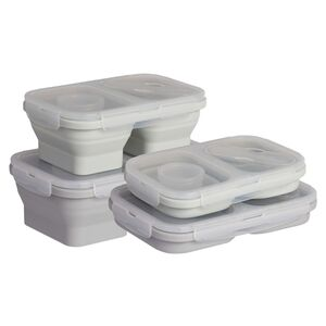 CROFTON®  Silikon-Lunchbox-Set