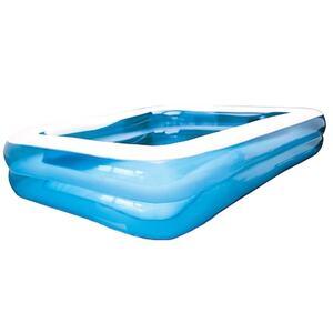 Splash & Fun Familien Pool 262x175x51cm