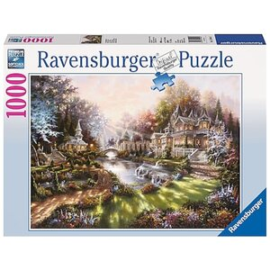 Ravensburger 1000 Teile Puzzle - Im Morgenglanz