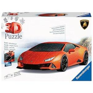 Paket 3D Puzzle Fahrzeuge - Lamborghini Huracán EVO - 108 Teile