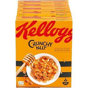 Kelloggs Crunchy Nut 330 g, 5er Pack