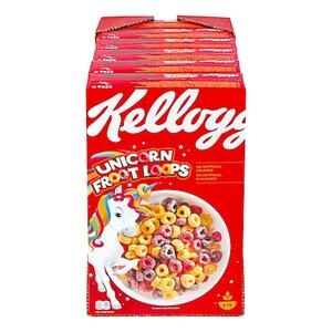 Kellogg's Froot Loops Unicorn 375 g, 6er Pack