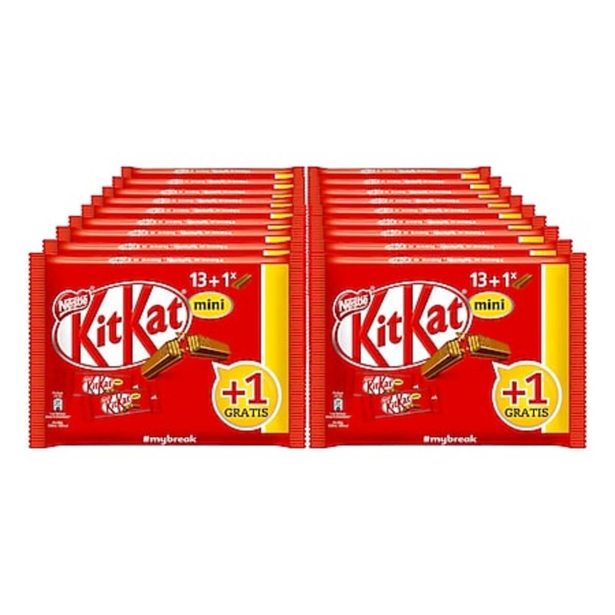 Bild 1 von Kit Kat Minis +1 233g, 18er Pack