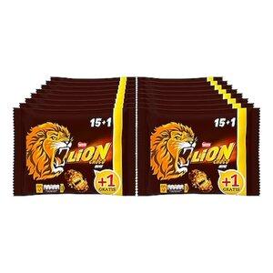 Lion Minis +1 252g, 16er Pack
