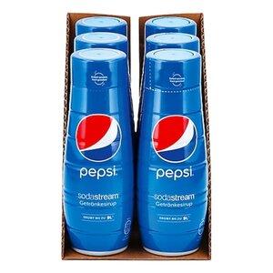 Sodastream Sirup Pepsi 0,44 Liter, 6er Pack