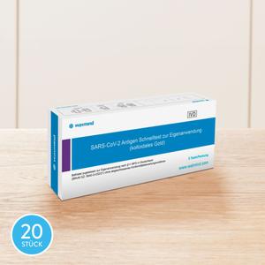 SARS-CoV-2-Antigen-Lolli-Schnelltest, 20 Stk.
