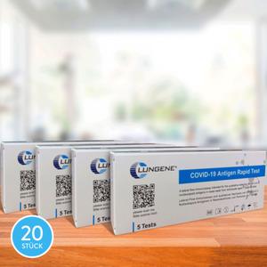 COVID-19-Antigen-Schnelltest, 20 Stk.