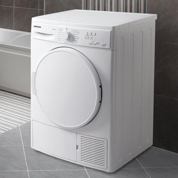 Wärmepumpentrockner MD 37625, 7 kg