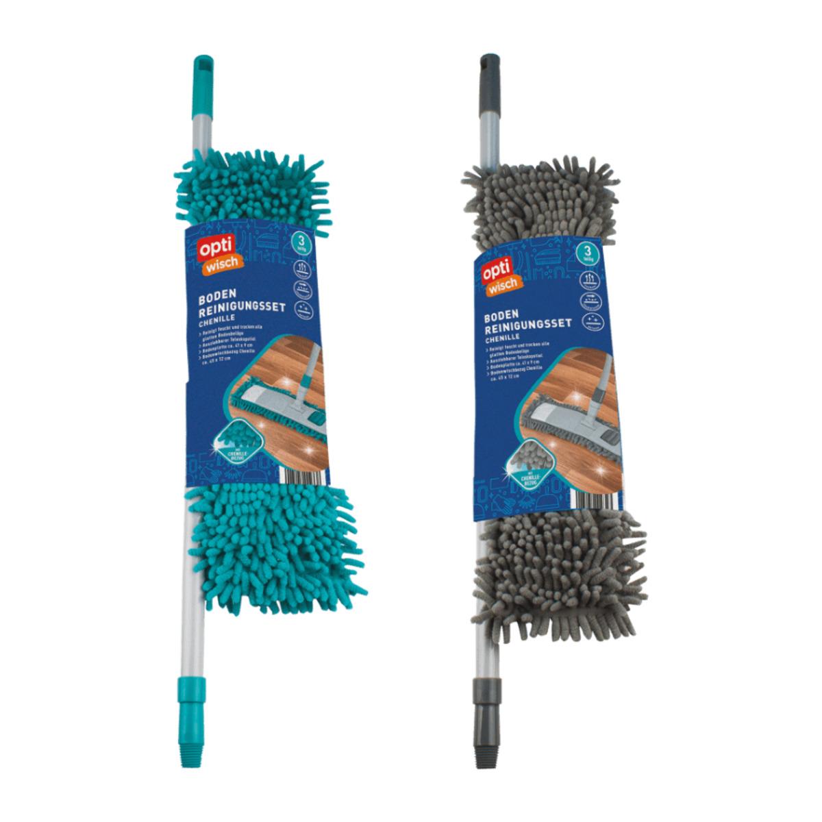 Bild 1 von OPTIWISCH     Boden Reinigungsset