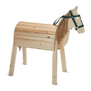 PLAYLAND     Holz-Pferd