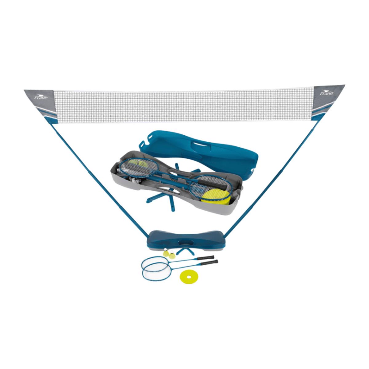 Bild 1 von CRANE     Badminton Set mit Standfuß
