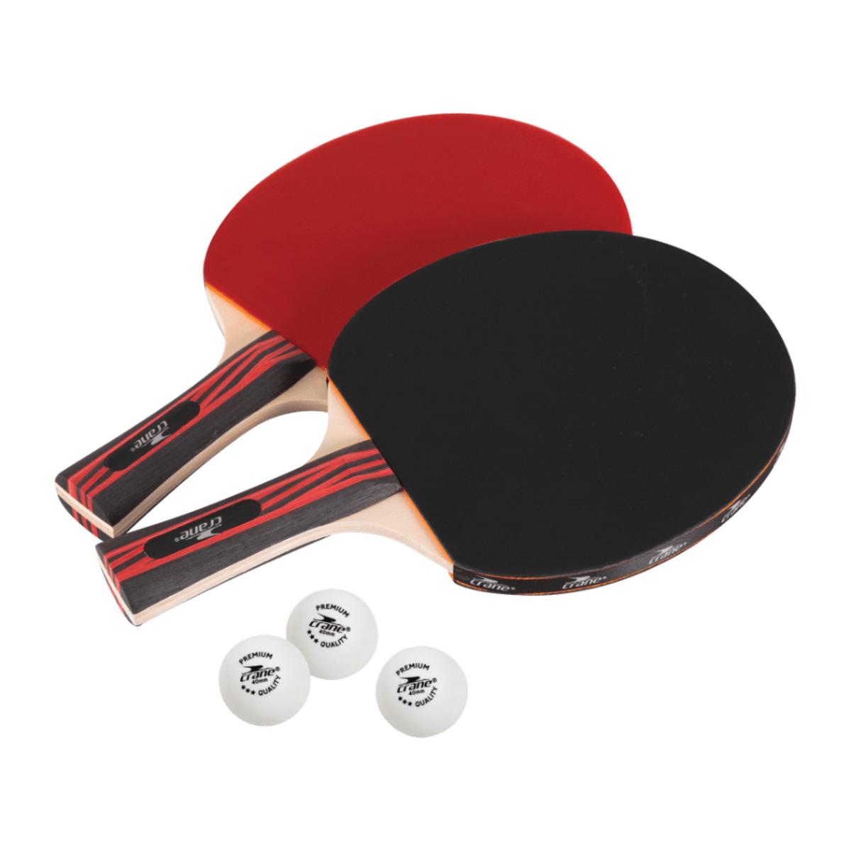 Bild 3 von CRANE     Tischtennis-Schläger-Set