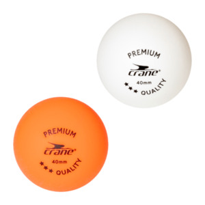 CRANE     Tischtennis-Ersatzbälle