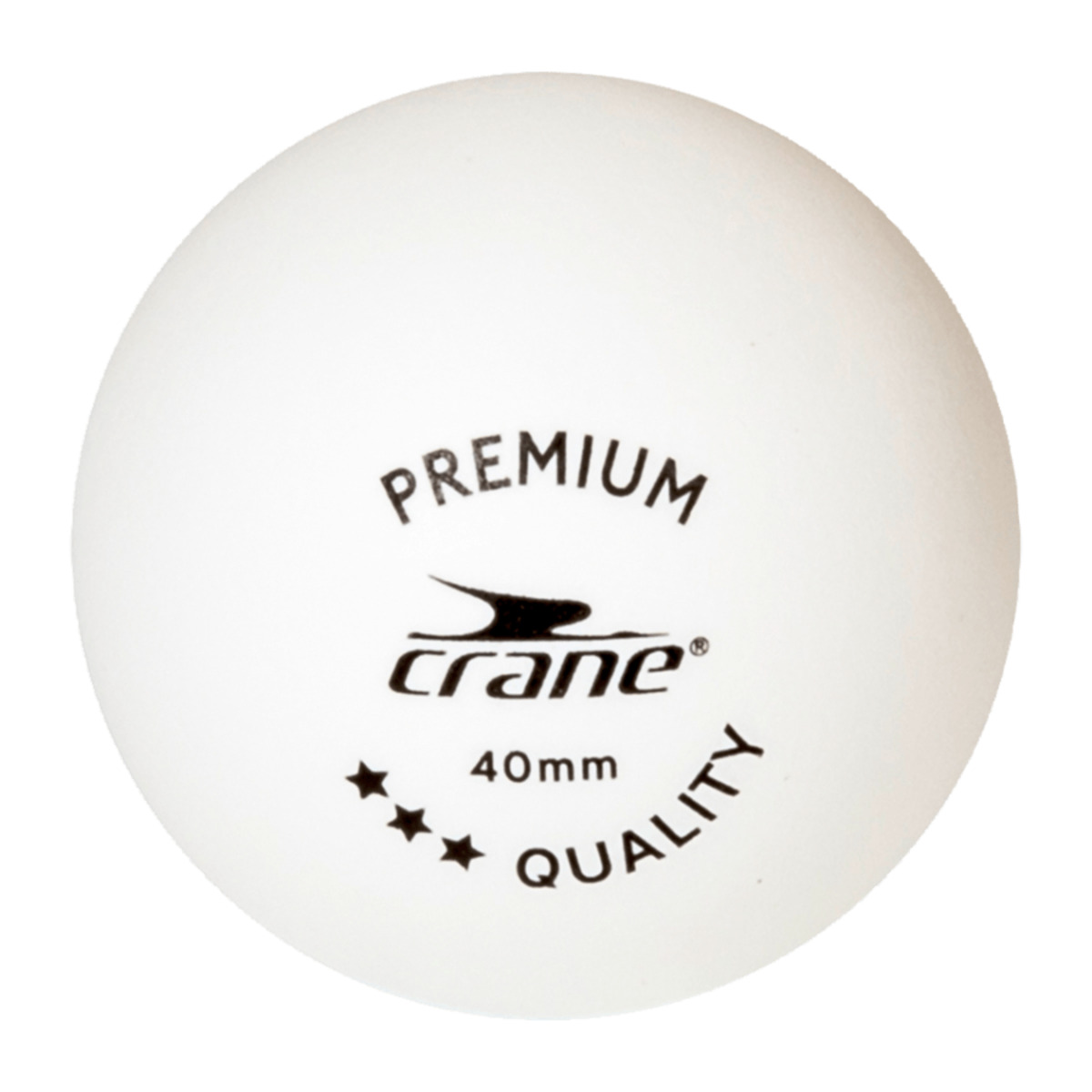 Bild 3 von CRANE     Tischtennis-Ersatzbälle
