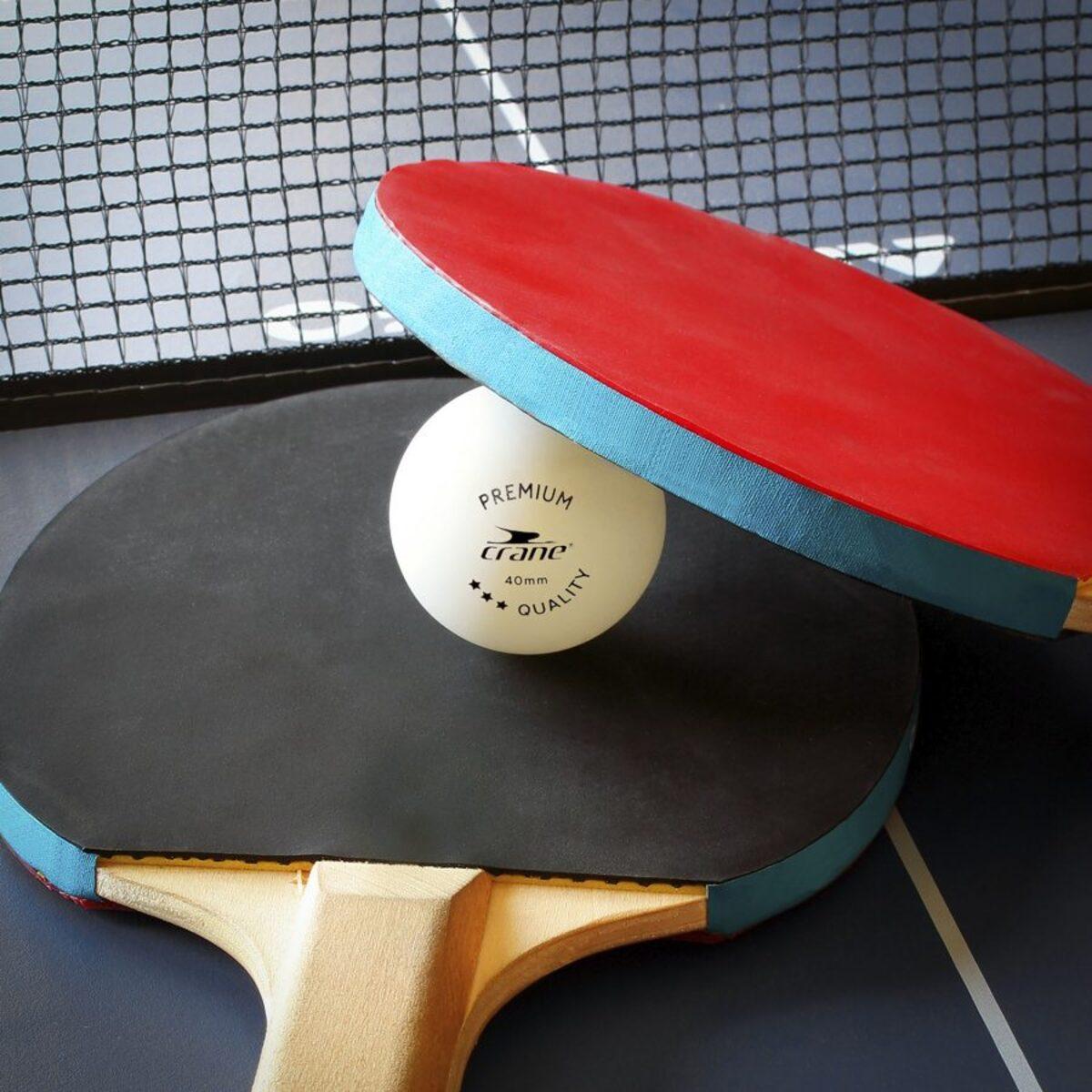 Bild 4 von CRANE     Tischtennis-Ersatzbälle