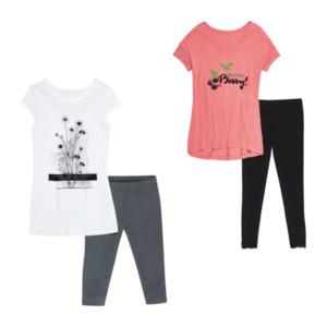 UP2FASHION     Longshirt und Leggings