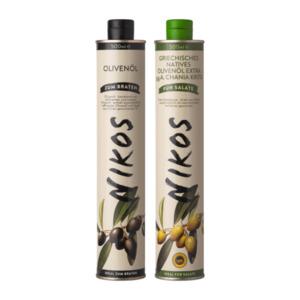 NIKOS     Griechisches Olivenöl