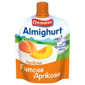 Ehrmann Almighurt Apikose 100g