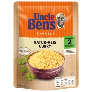 Uncle Ben's Express Natur-Reis Curry 220g