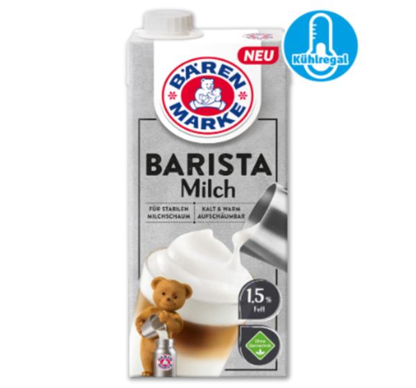 BÄRENMARKE Barista H-Milch