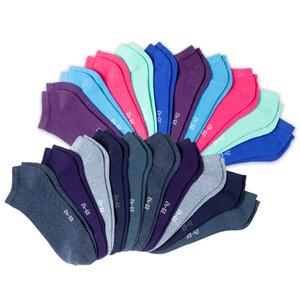 Ellenor/Ronley Sneaker-Socken 10 Paar