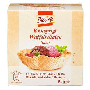 Biscotto Waffelschalen 91 g