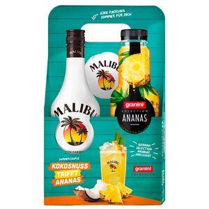 MALIBU®  Kokosnuss trifft Ananas 0,7 l
