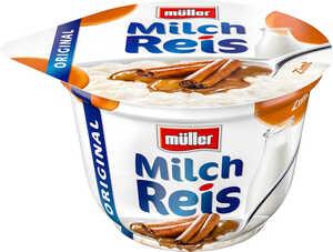 MÜLLER Milchreis oder Grießpudding
