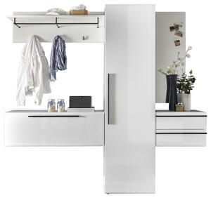 Garderobe in Weiss 'New Vision'