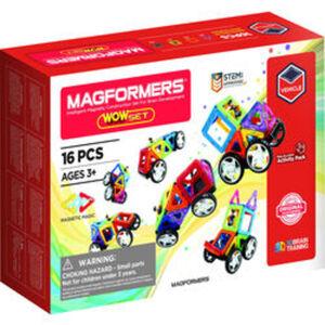 MAGFORMERS® Magnetbaukasten Fahrzeuge