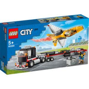 LEGO®City 60289 Flugshow-Jet-Transporter