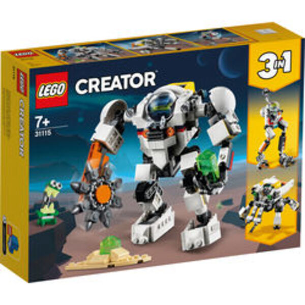 LEGO®Creator 31115 Weltraum-Mech