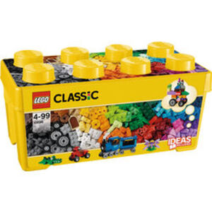 LEGO® Classic LEGO® Mittelgroße Bausteine-Box 10696