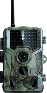 Wild- und Überwachungskamera mit 8 MP, 2 Farb-Display  und integriertem GSM-Modul