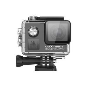 Actioncam Black Hawk+ 4K Ultra HD, 170° Weitwinkel, Wasserfest bis 60m, 12MP Sensor