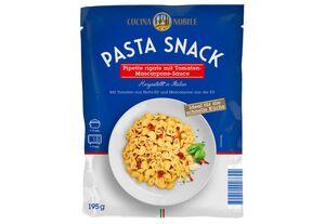 Pasta-Snack