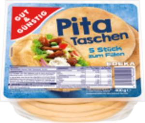 Gut & Günstig Pita-Taschen